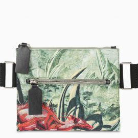 Valentino Garavani Dragons Garden print belt bag