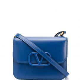 Valentino Garavani small VSLING crossbody bag - Blue