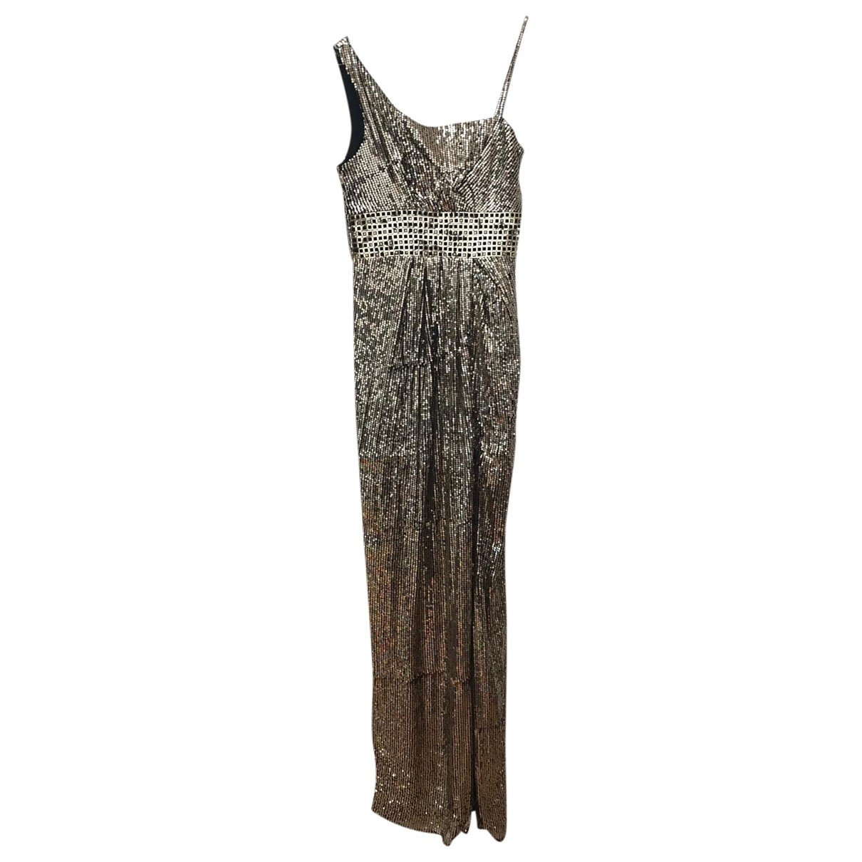 Versace N Gold Glitter Dress for Women