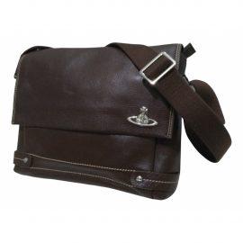 Vivienne Westwood Leather weekend bag