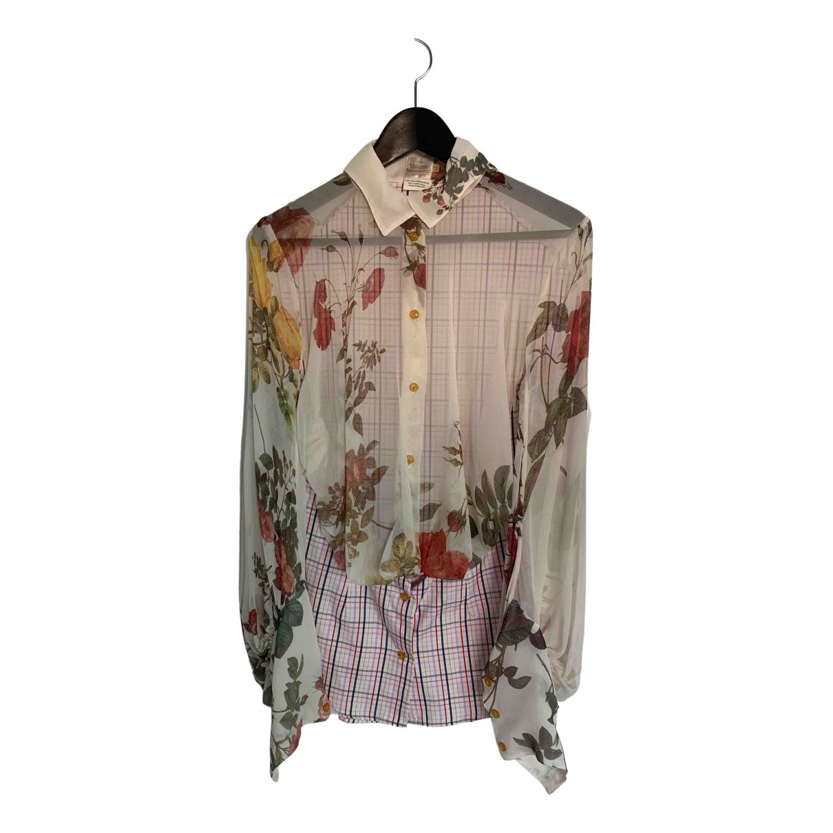 Vivienne Westwood N Multicolour Silk Top for Women