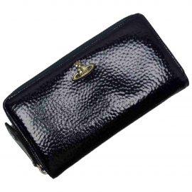 Vivienne Westwood Patent leather wallet