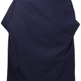 Vivienne Westwood Red Label draped pocket skirt - Blue