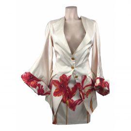 Vivienne Westwood Silk blazer