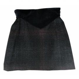 Vivienne Westwood Tweed mini skirt