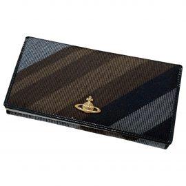 Vivienne Westwood Tweed wallet