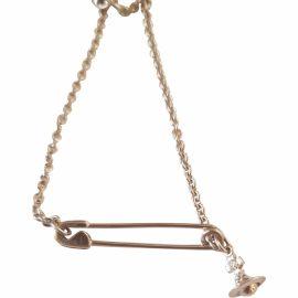 Vivienne Westwood White gold bracelet