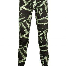 Vivienne Westwood wheat-print leggings - Black