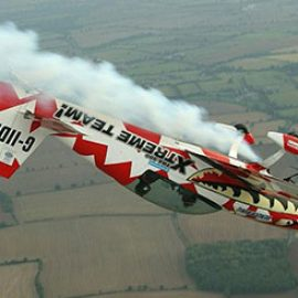 Weekday Extra 300 Aerobatics