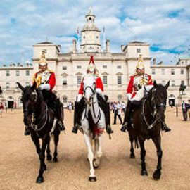 Westminster Abbey, Household Cavalry Museum and Amba Hotel Afternoon Tea For Two