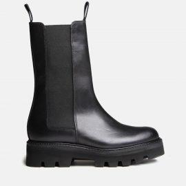 Womens Grenson Dorris Chelsea Boot - Black