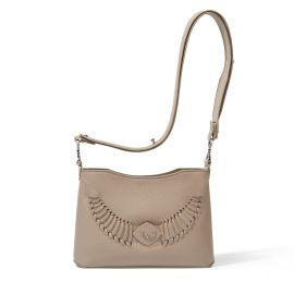 YiY - Drop Minibag & Crossbody Personalizable In Antler Taupe