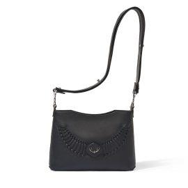 YiY - Drop Minibag & Crossbody Personalizable In Earth Black