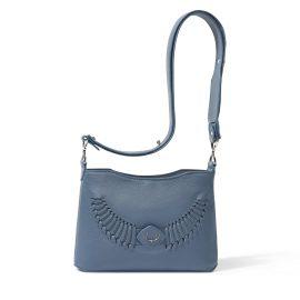 YiY - Drop Minibag & Crossbody Personalizable In Storm Blue