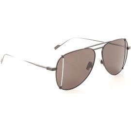 Yves Saint Laurent Sunglasses On Sale, Matt Grey, 2021