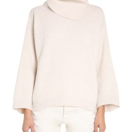 brunello cucinelli english rib sweater