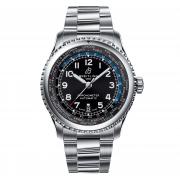Breitling Navitimer 8 B35 Automatic Unitime 43 Mens Watch AB3521U41B1A1