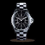 Chanel J12 Black Ceramic H0682 33mm