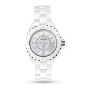 Chanel J12 White Ceramic H2422 33mm