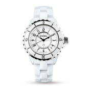 Chanel J12 White Ceramic and Steel H0968 33mm