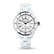 Chanel J12 White Ceramic and Steel H0970 38mm
