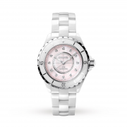 Chanel J12 White Ceramic and Steel H5514 38mm