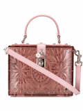 Dolce & Gabbana Cinderella Dolce Box tote bag – Pink