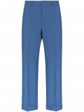 Givenchy cropped tailored trousers – Blue