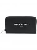 Givenchy logo wallet – Black