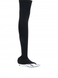Givenchy over-the-knee boots – Black
