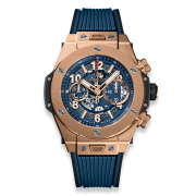 Hublot Big Bang UNICO King Gold Blue 411.OX.5189.RX 45mm