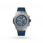 Hublot Big Bang UNICO Titanium Blue 411.NX.5179.RX 45mm