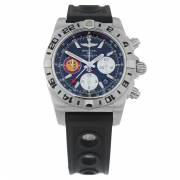 Pre-Owned Breitling Chronomat 44 GMT Mens Watch AB0420