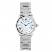 Pre-Owned Cartier Ronde Solo De Ladies Watch W6701004/2933