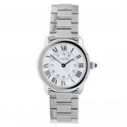 Pre-Owned Cartier Ronde Solo De Unisex Watch W6701005/3601