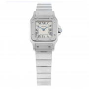 Pre-Owned Cartier Santos Ladies Watch W20056D6/1565