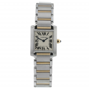 Pre-Owned Cartier Tank Francaise Ladies Watch W51007Q4/2300