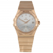 Pre-Owned Omega Constellation Co-Axial Ladies Watch 123.50.35.20.52.001