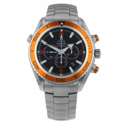 Pre-Owned Omega Seamaster Planet Ocean Chronograph Co-Axi …