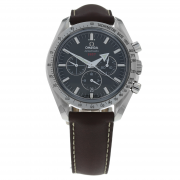 Pre-Owned Omega Speedmaster Broad Arrow Co-Axial Chronogr …