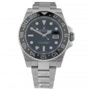 Pre-Owned Rolex GMT Master II Mens Watch 116710LN
