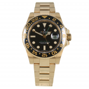 Pre-Owned Rolex GMT-Master II Mens Watch 116718
