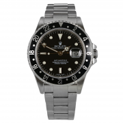 Pre-Owned Rolex GMT-Master II Mens Watch 16710
