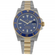 Pre-Owned Rolex Submariner Date Mens Watch 116613LB