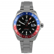 Pre-Owned TAG Heuer Aquaracer GMT Calibre 7 Mens Watch WAY201F