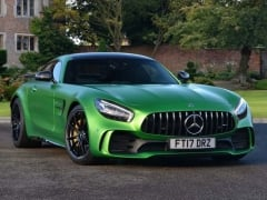 Mercedes-Benz Mercedes-AMG GT R Coupé Green 2017