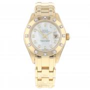 Rolex Pearlmaster Ladies Watch 80318