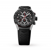 TAG Heuer Carrera Heuer 01 Mens Automatic Skeleton Dial Watch