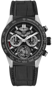 TAG Heuer Watch Carrera Heuer 02T Tourbillon
