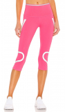 adidas by Stella McCartney TP 3/4 Tight in Pink. Size XS, S, M.